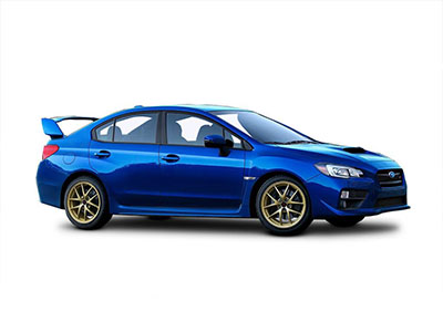 2.5 WRX STi Type UK 4dr