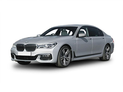 740d xDrive Exclusive 4dr Auto
