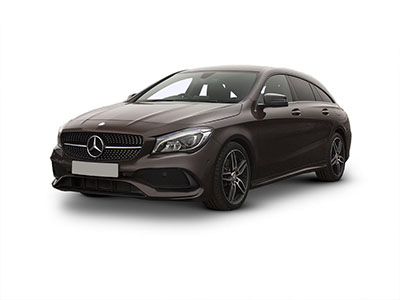 MERCEDES-BENZ CLA CLASS SHOOTING BRAKE SPECIAL EDITION