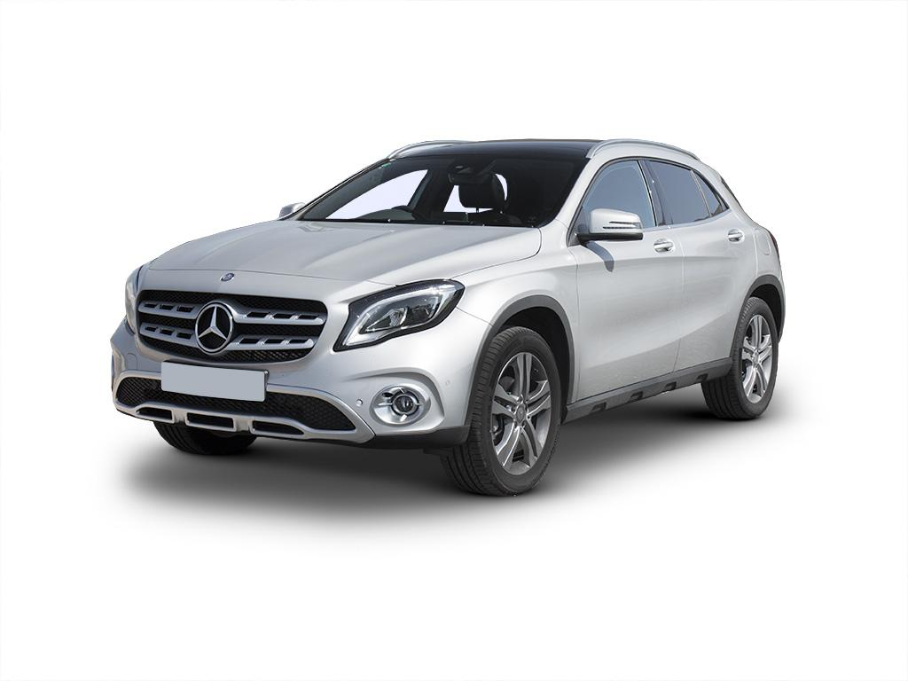 GLA 200d SE Executive 5dr