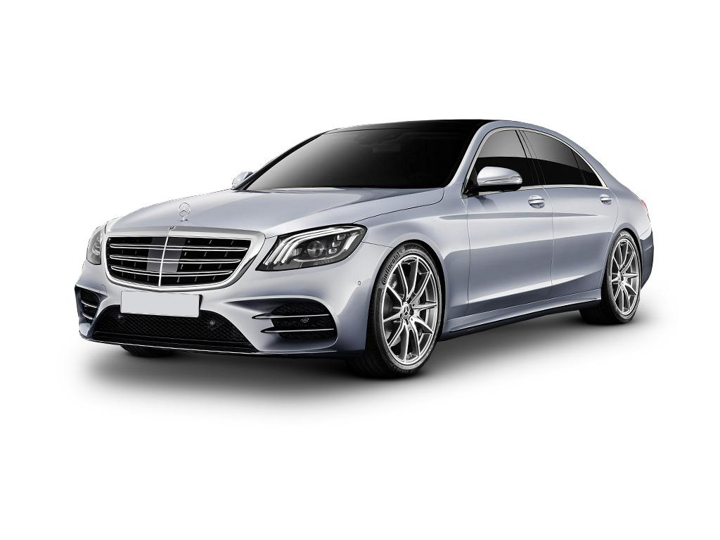 S350d AMG Line 4dr 9G-Tronic