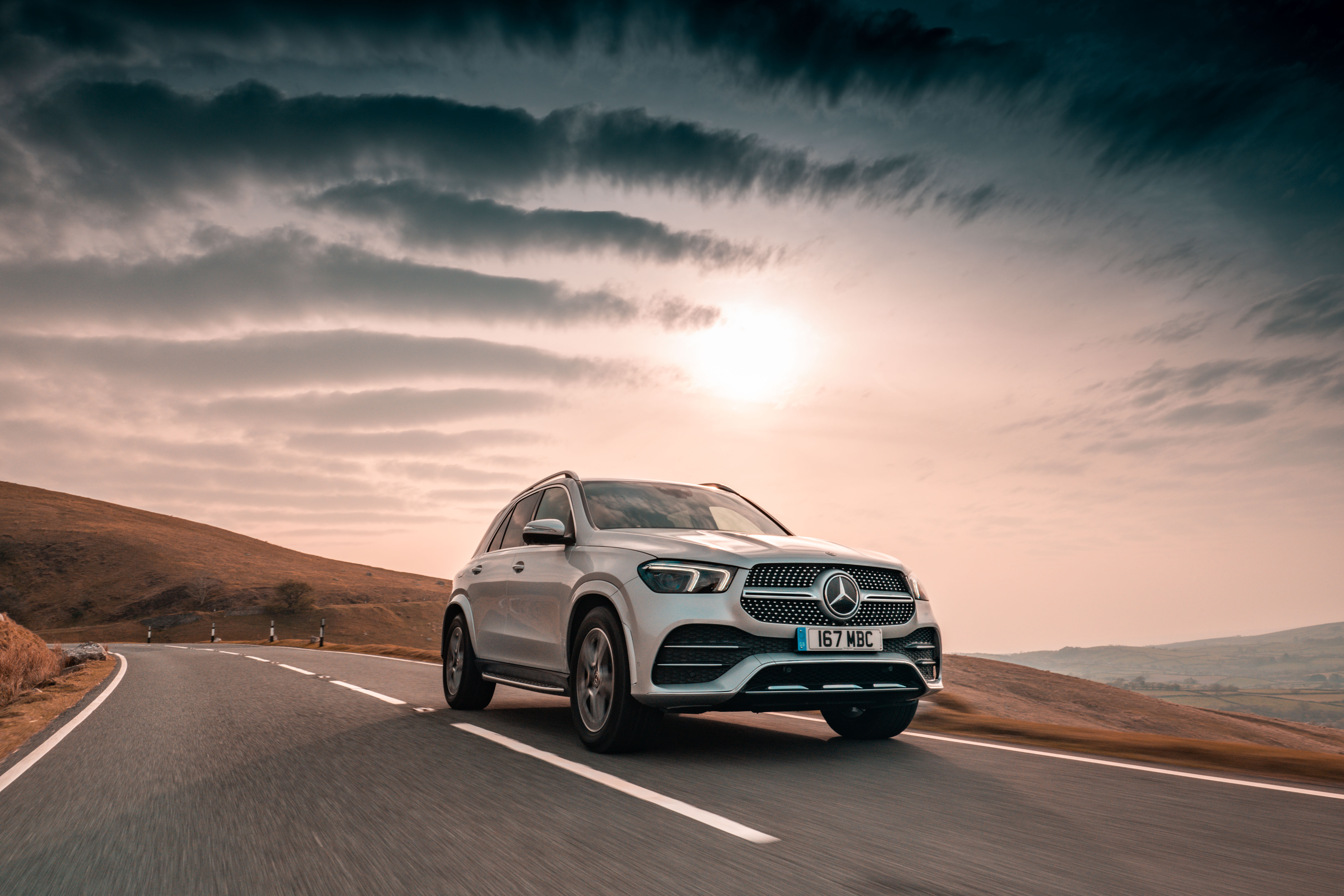 GLE 300d 4Matic AMG Line 5dr 9G-Tronic