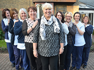 Hospice at Home Team